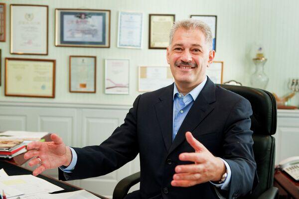 Председатель совета Национальной организации проектировщиков (НОП) Азарий Лапидус