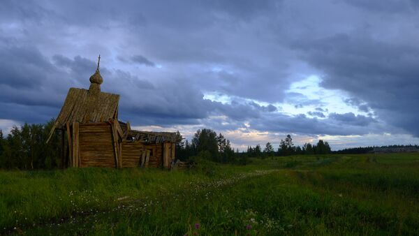 Спасенные деревянные храмы Русского Севера