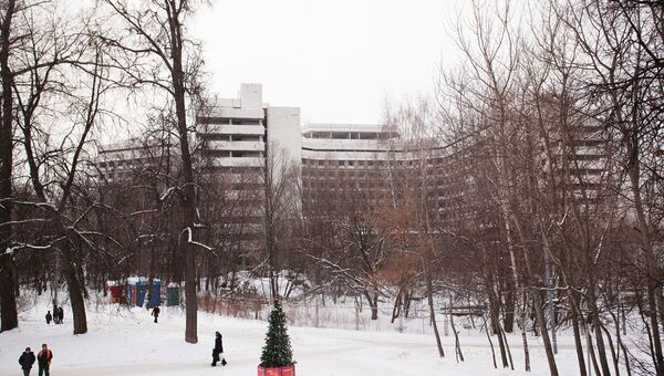 Ховринская больница на Клинской улице