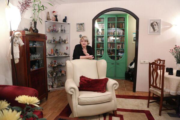 Тысяча и одна кошка в квартире писательницы Екатерины Вильмонт
