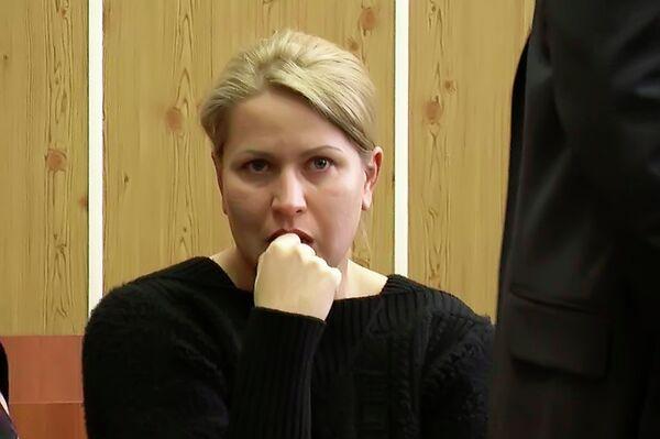 Суд санкционировал домашний арест Евгении Васильевой