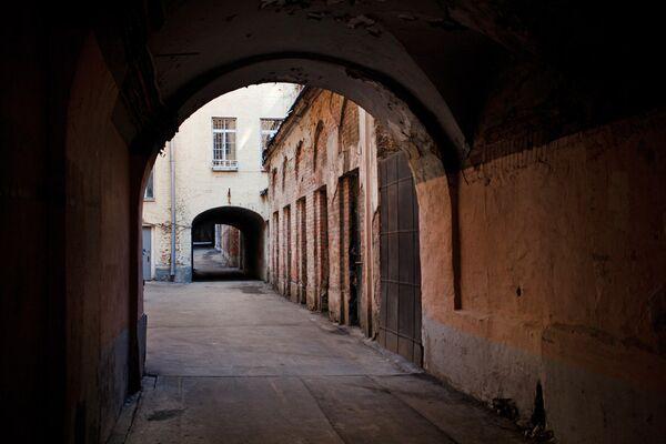 Тайные уголки старой Москвы: дворы-колодцы и дворы-карманы