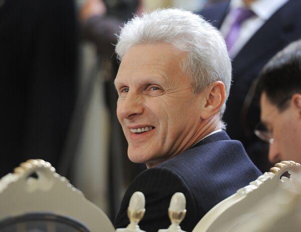 Министр образования и науки РФ Андрей Фурсенко