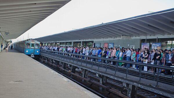 Станция метро Выхино
