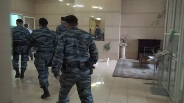 Сотрудники ГУЭБ и ПК обыскали квартиры менеджеров Поток8
