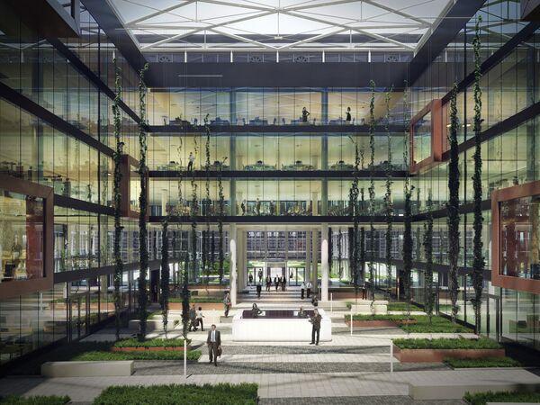 Бизнес-центр Comcity