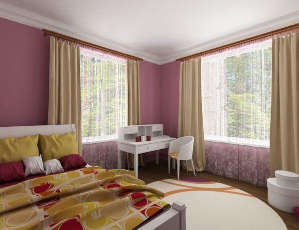 Десять основных правил оформления детской комнаты