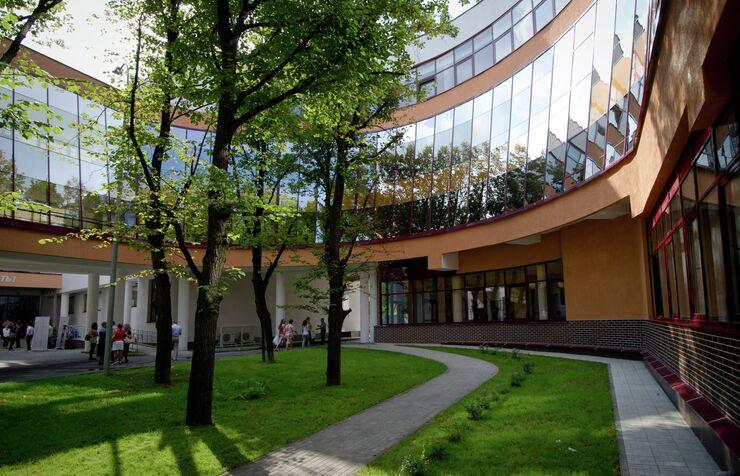 Новое здание школы №446