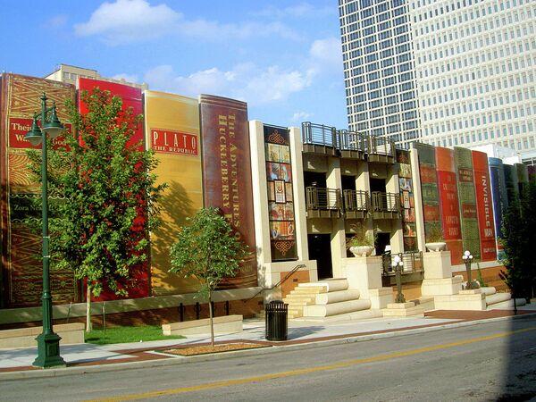 Библиотека в Канзасе