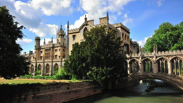 Университет Кембридж. Архивное фото