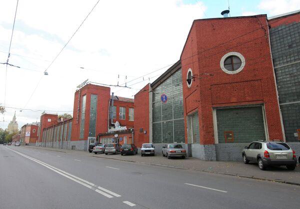 Автобусный парк №4