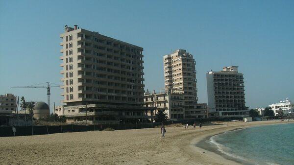Заброшенный курорт Вароша на Кипре