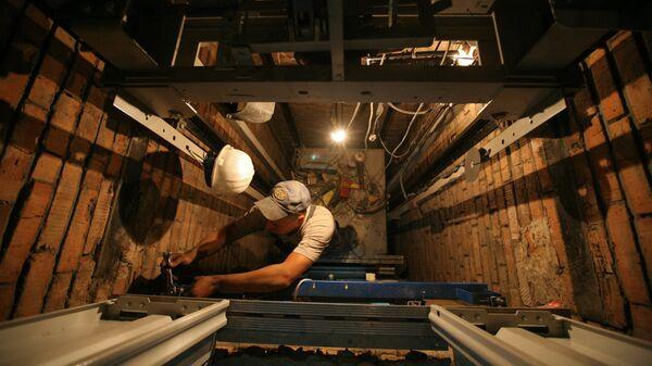 Замена лифтового оборудования в жилом доме
