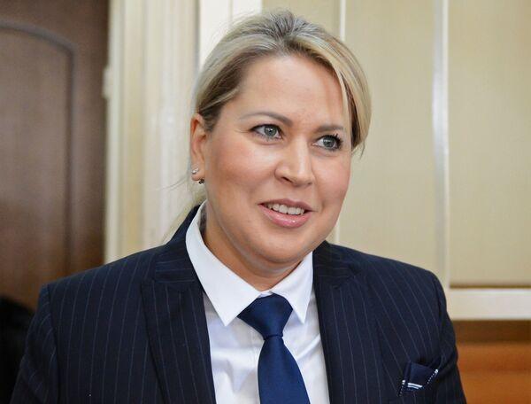 Оглашение приговора Евгении Васильевой