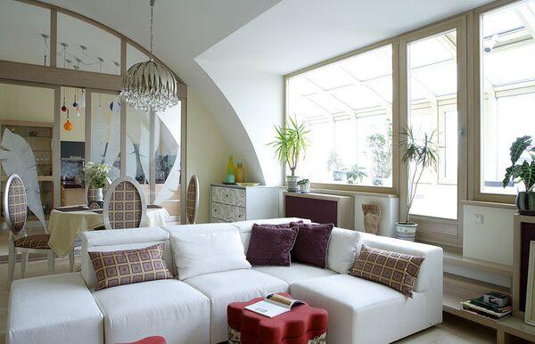 Вкривь и вкось: 7 примеров необычной геометрии жилого пространства