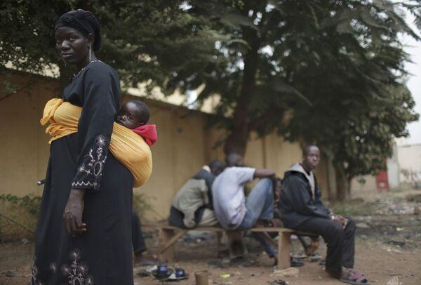Обострение кризиса в Мали