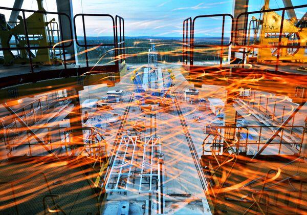 Строительство космодрома Восточный в Амурской области
