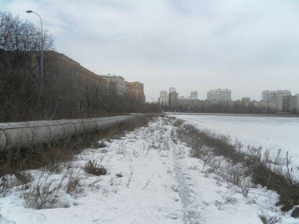 Земли академии имени Тимирязева в Москве