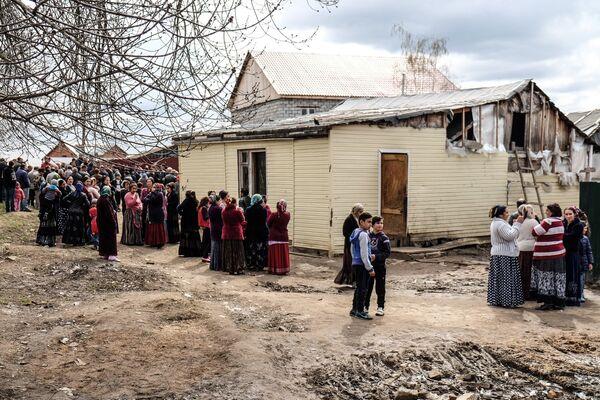 Снос незаконных построек в поселке Плеханово
