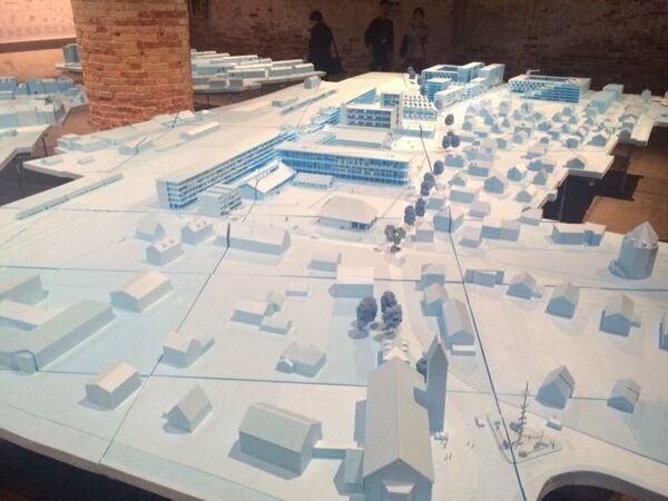 Проект Bel Societat fur Architektur