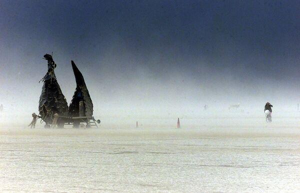 Фестиваль Burning Man