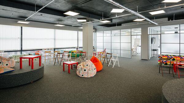 Смысл в движении: как выглядит первый коворкинг IKEA в Москве