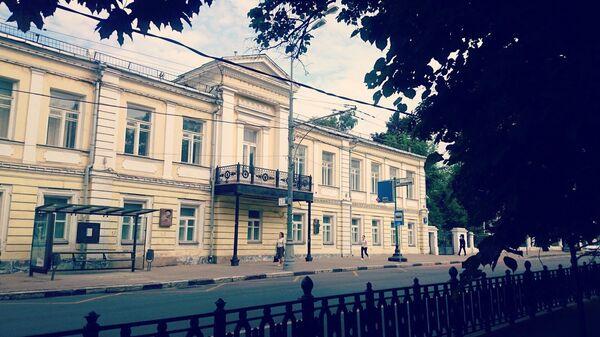 Дом №25 по Тверскому бульвару, Литературный институт имени А.М. Горького