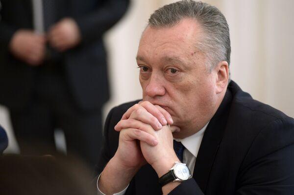 Член Совета палаты Совета Федерации Вадим Тюльпанов