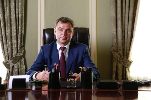 Глава Госинспекции по недвижимости Москвы Сергей Шогуров