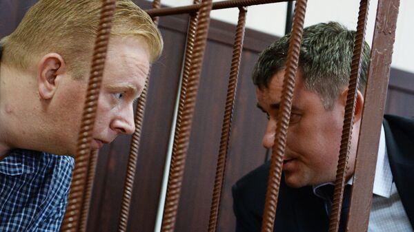 Рассмотрение ходатайства следствия об аресте генерального директора РАО Сергея Федотова