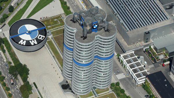 Центральный офис BMW. Архивное фото