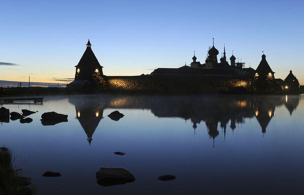 Спасо-Преображенский ставропигиальный мужской монастырь