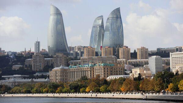 Баку, вид. Архивное фото