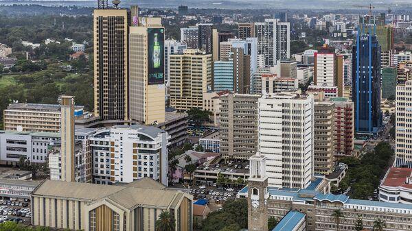 Центр Найроби
