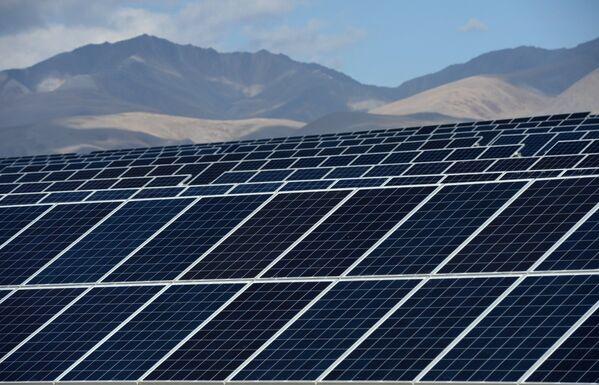 Кош-Агачская солнечная электростанция