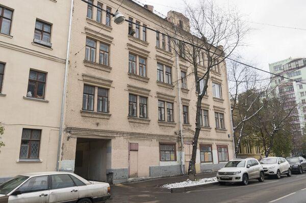 Доходный дом Татеева на Большой Татарской улице