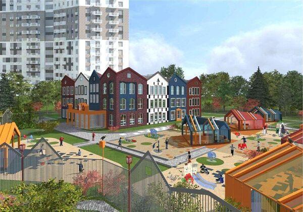 В соседстве с красотой: как сделать объекты социальной инфраструктуры креативными