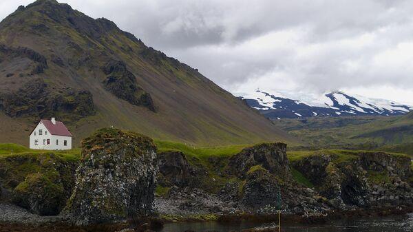 Арнарстапи, Исландия