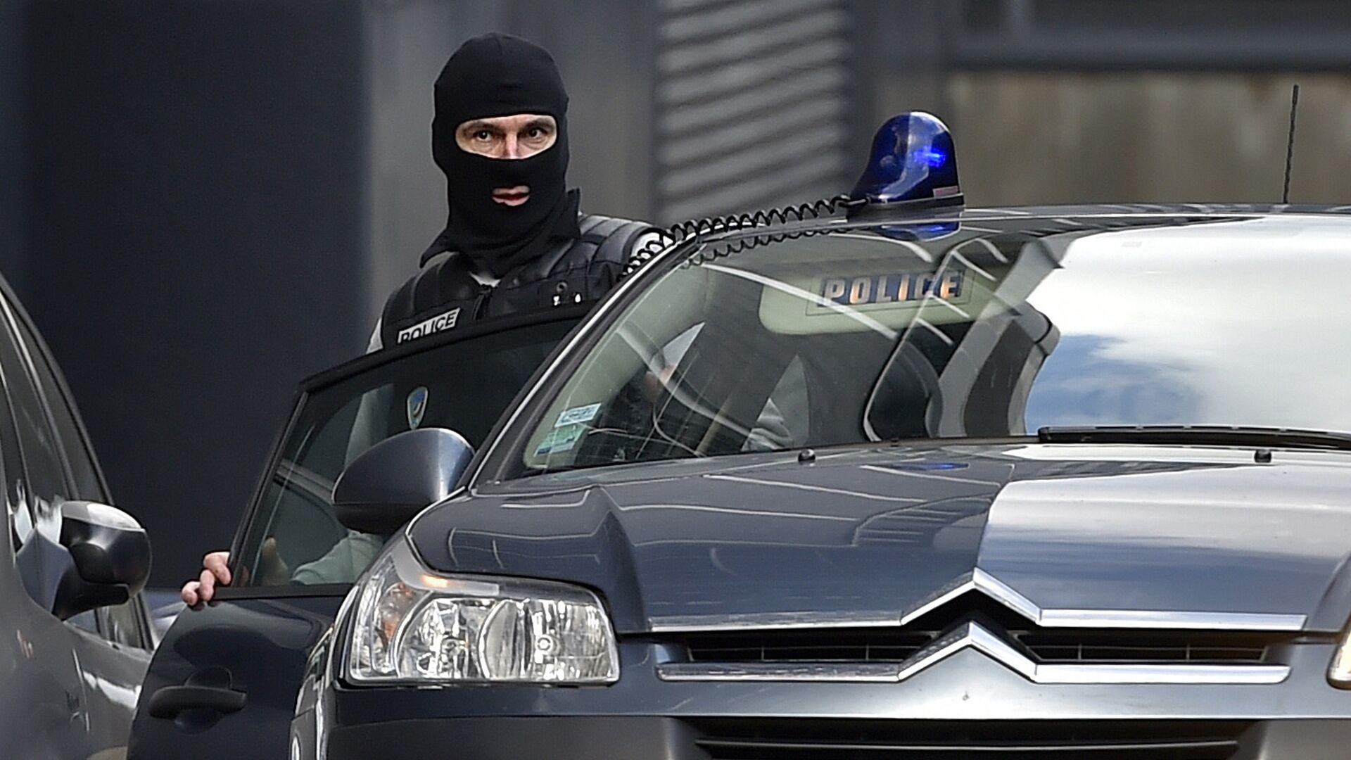 """На """"лучший в мире"""" отель в Париже совершили налет, сообщает AFP"""
