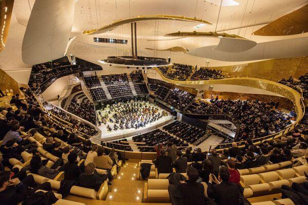 Philharmonie de Paris, Париж (Франция)