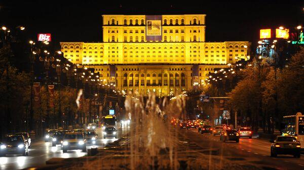 Дворец Парламента в Румынии