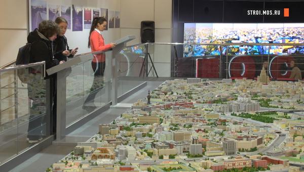 На ВДНХ построят павильон для миниатюрной Москвы