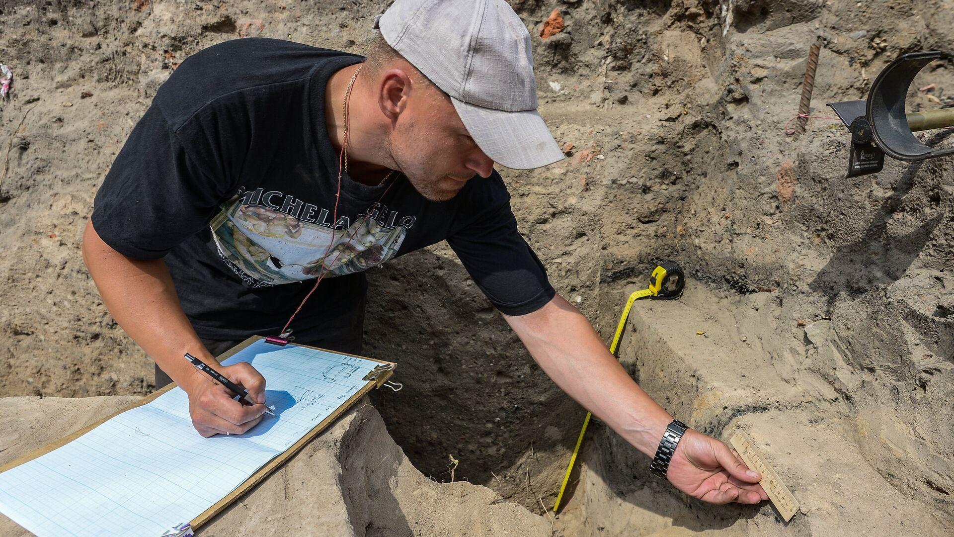В Бурятии нашли древнейшее в Юго-Восточном Саяне погребение бронзового века