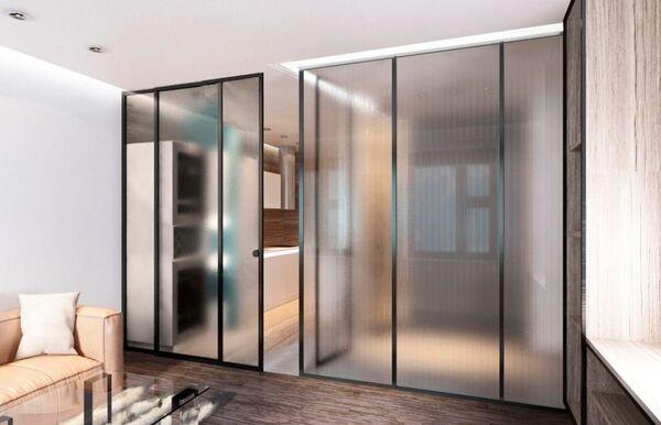 Нечего скрывать: как сделать свою квартиру прозрачной и для чего