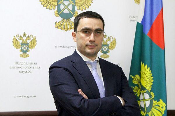 Заместитель руководителя ФАС России Рачик Петросян
