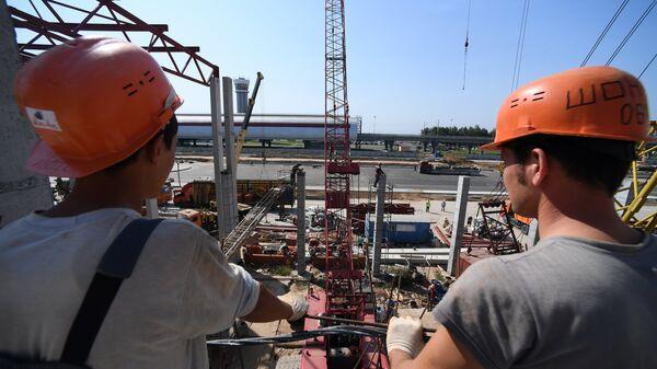Строительство Международного выставочного центра Казань Экспо