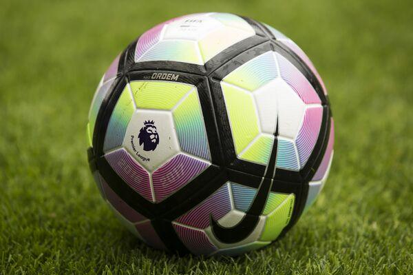Мяч английской футбольной премьер-лиги