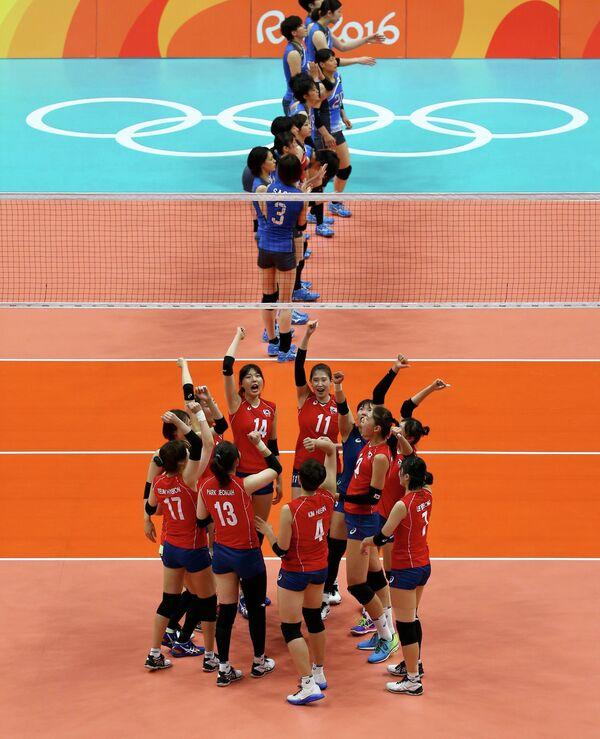 Женская сборная Южной Кореи по волейболу
