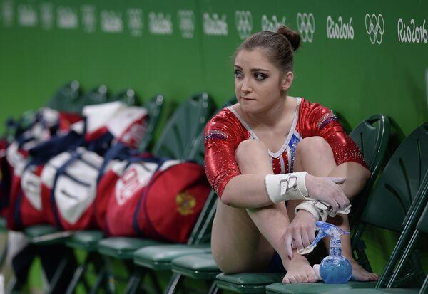 Алия Мустафина (Россия)