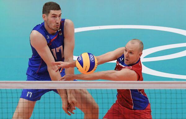 Максим Михайлов и Алексей Вербов (слева направо)
